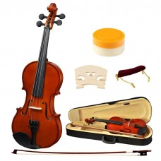 Strong Wind 1/2 Solid Wood Beginner Violin
