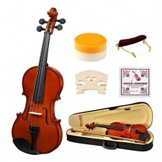 Strong Wind 4/4 Solid Wood Beginner Violin